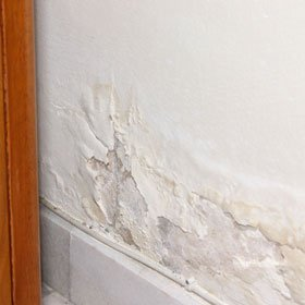 Rising damp - Broadstairs, Kent - JCW Building Services - Damp proofing