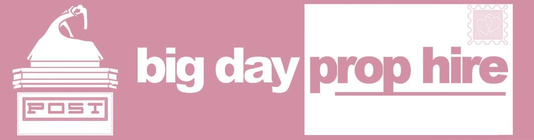 Big Day Prop Hire Logo