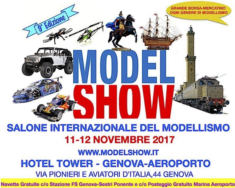Model Show Genova