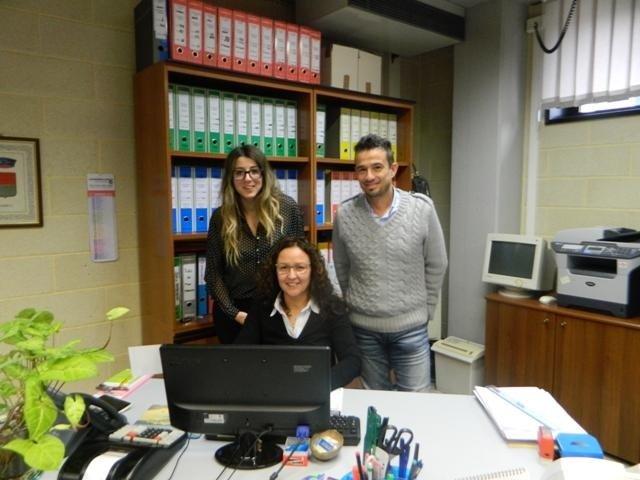 Staff amministrativo