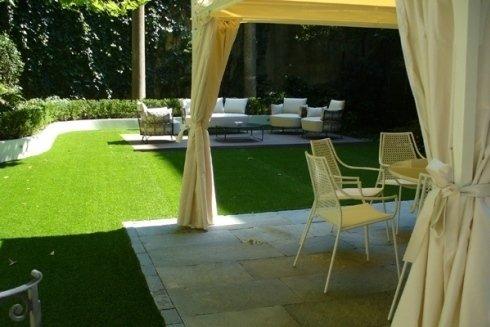 Un servizio di manutenzione programmata per poter usufruire del proprio spazio verde in ogni stagione.