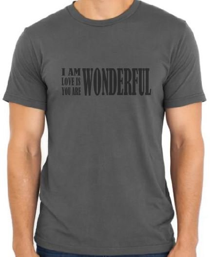 Live and Love Now Wonderful Tee