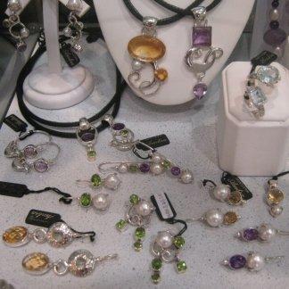 perle e pietre semipreziose