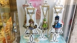collezione I Pupi, pupi di gerardo sacco, gioielli, pendenti, accessori