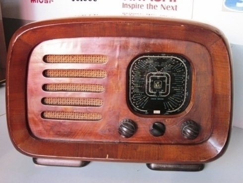 Apparecchio per radiofrequenze