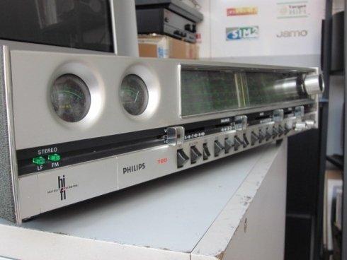 Vecchio hi-fi stereo