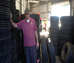 peppers tyres image of founder