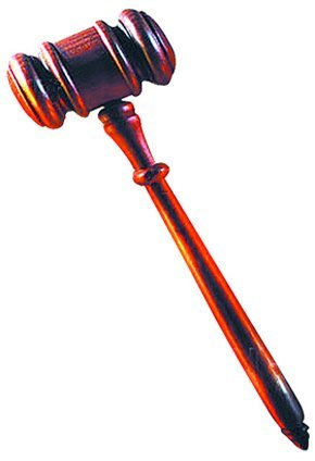Auction houses - Stockport, Manchester - Coopers Auctioneers - Autioneers gavel