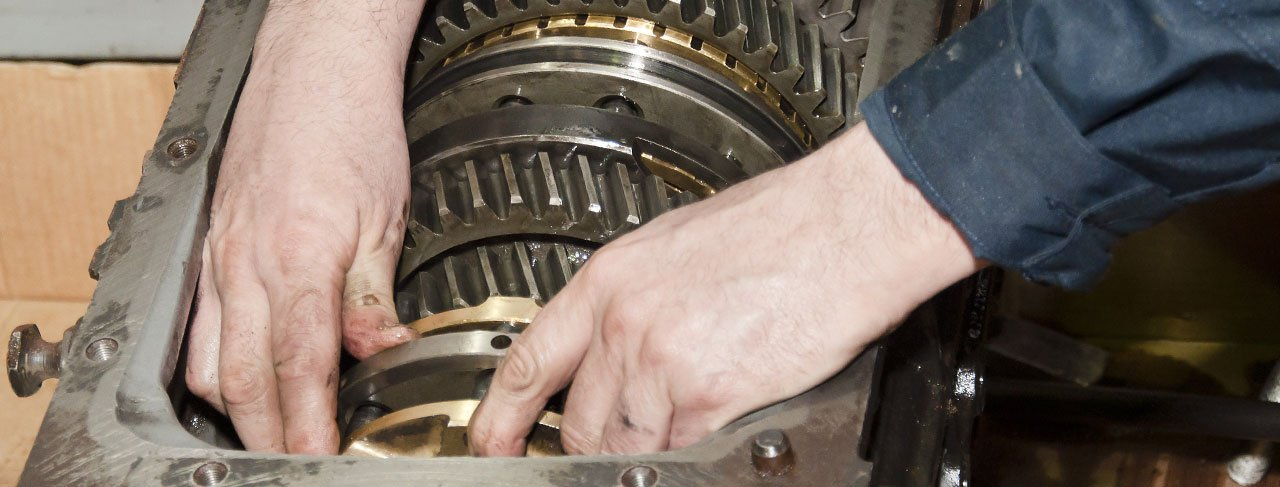 electric motor repair services