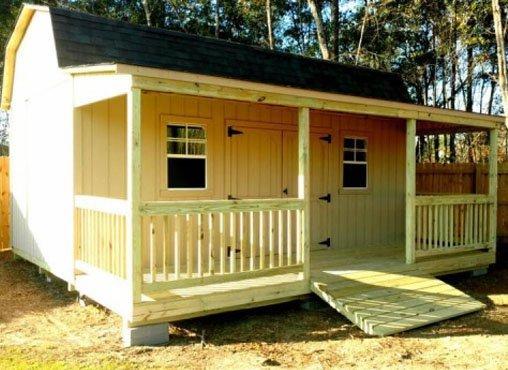Outdoor Sheds Foley AL & Outdoor Sheds Pensacola u0026 Milton FL; Foley AL   Storage Buildings