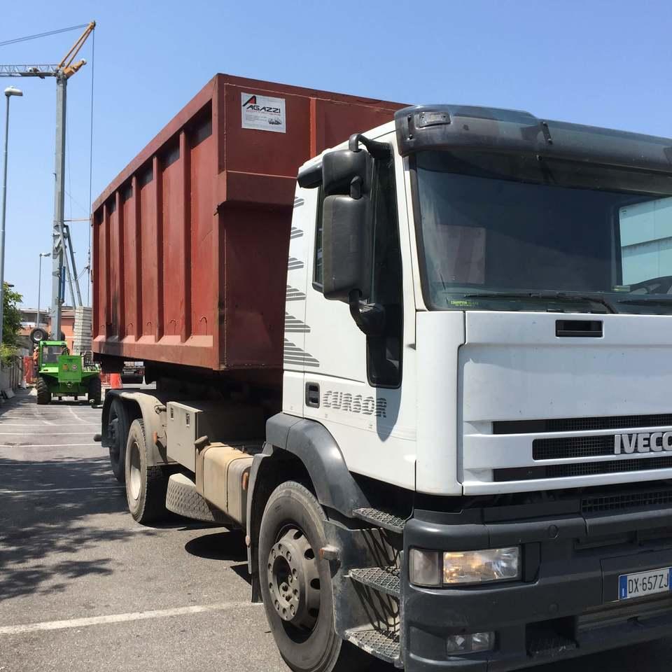camion dell'azienda
