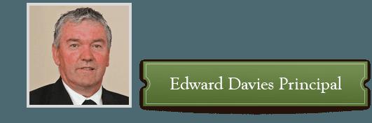 Edward Davies Principal