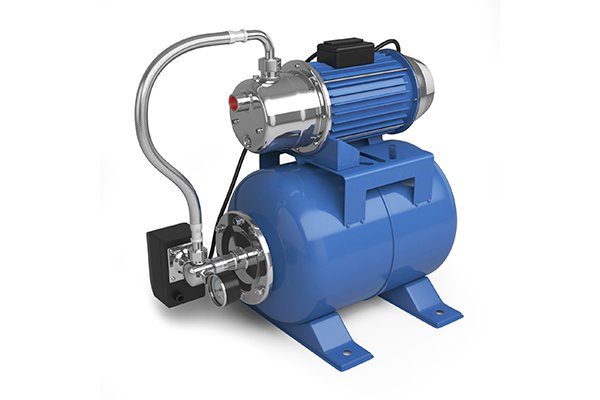 slater pumps blue repaired pump