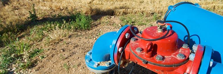 slater pumps pump in field