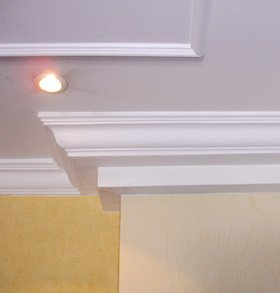 Local plasterer - Perth, Edinburgh, Dundee, Dunfermline, Perthshire - Barry Davidson Plastering - Coving