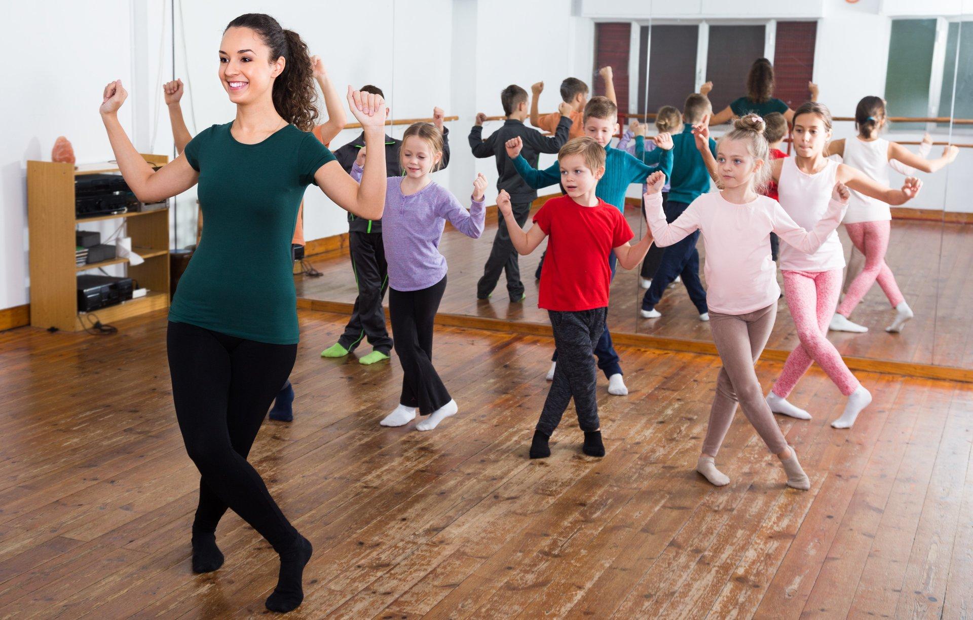 Kids fitness classes chattanooga