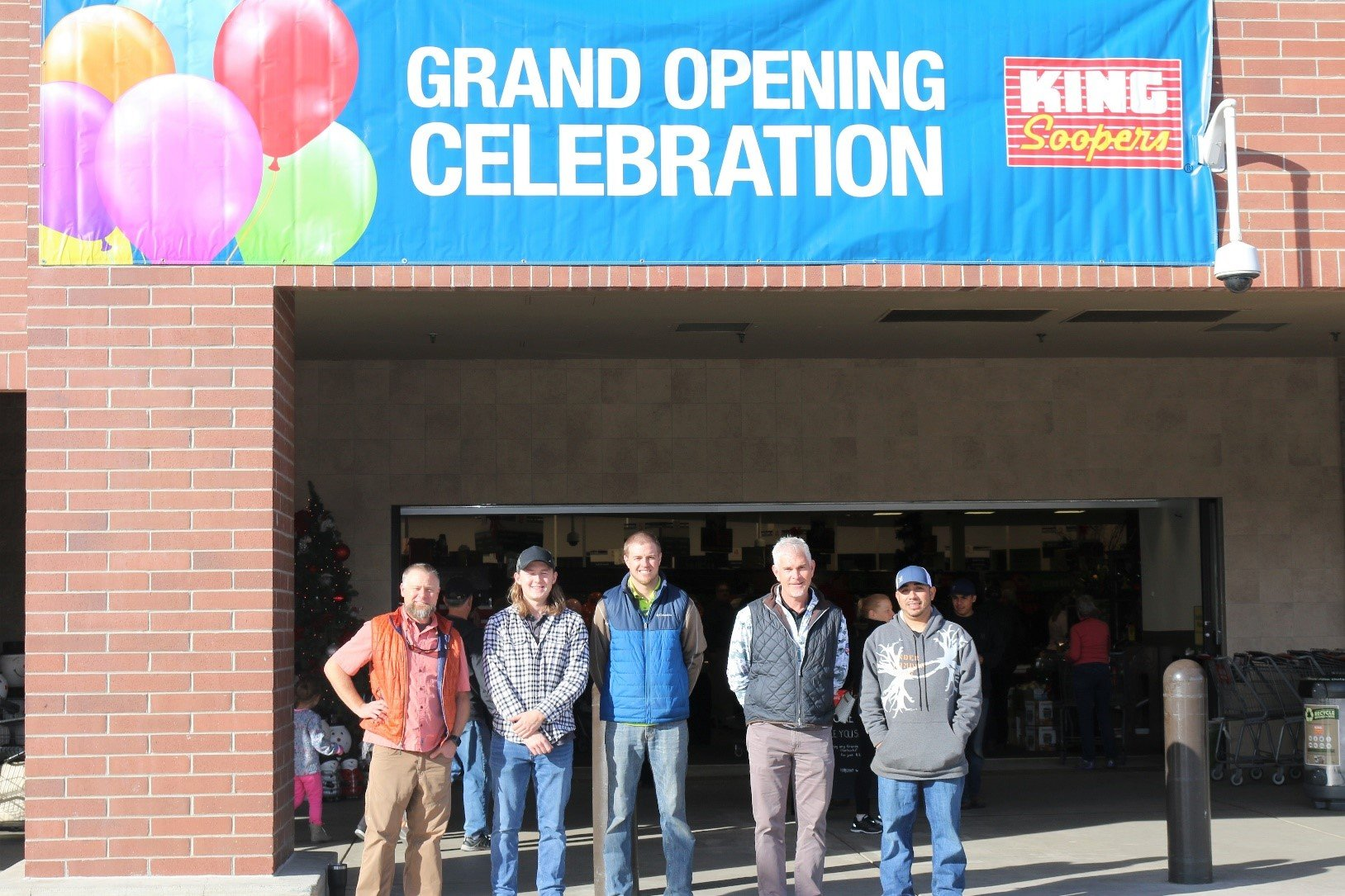King Soopers No. 75 Grand Re-Opening