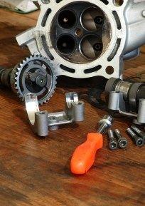 riparazione motore moto