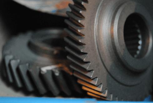 componente per trasmissione auto