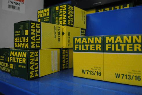 prodotti a stoccaggio Mann Filter