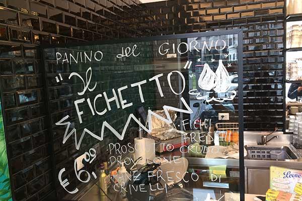 Il Panino del giorno presso Bullonificio Caffetteria a Monza