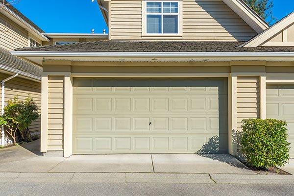 Porta garage a scomparsa