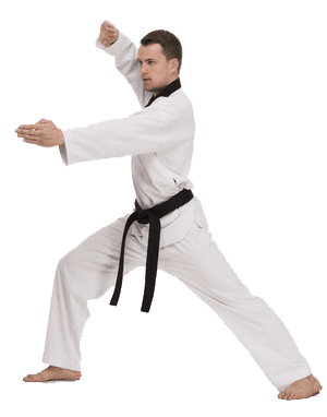 Adult Male - martial arts