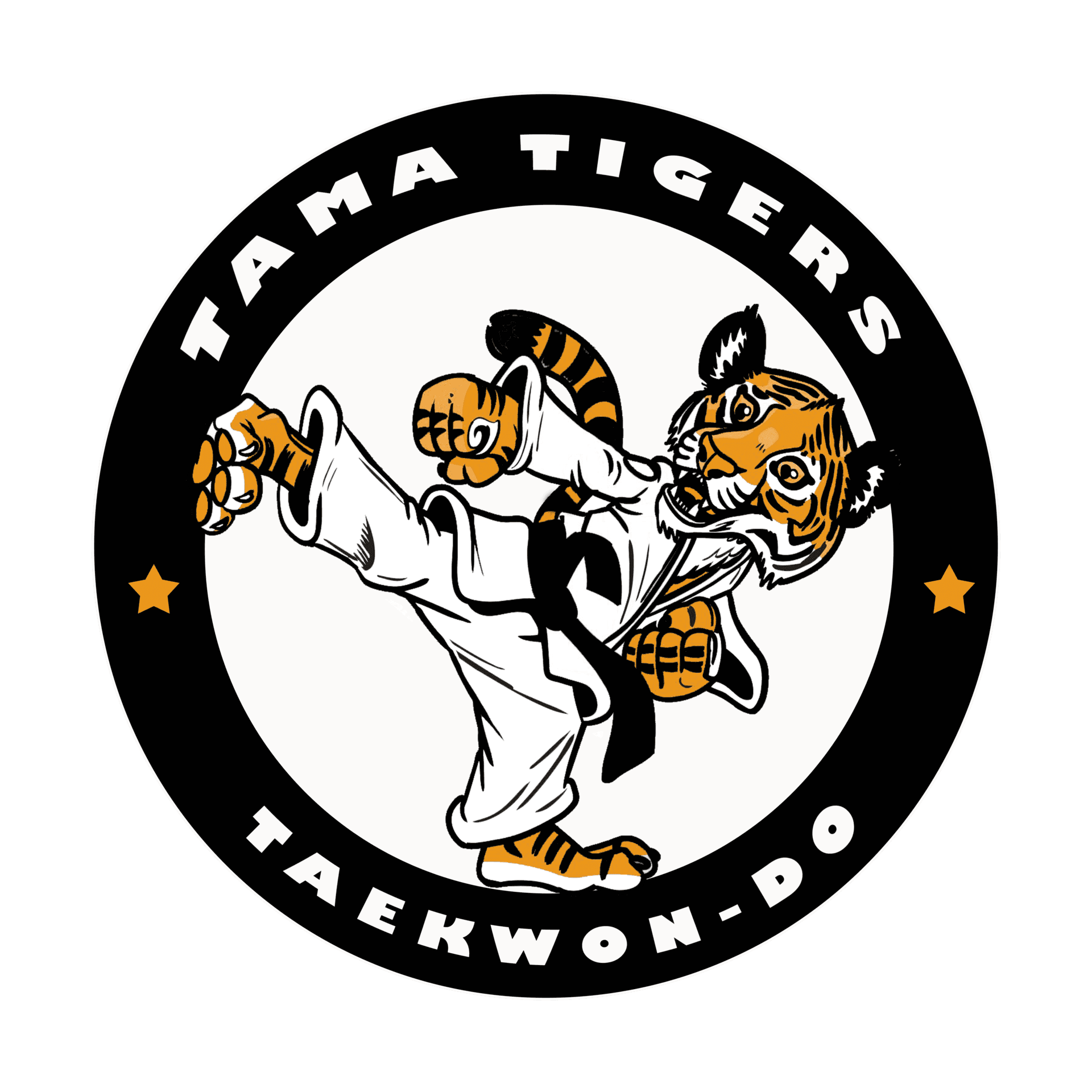 TAMA Tigers Taekwon-do Logo