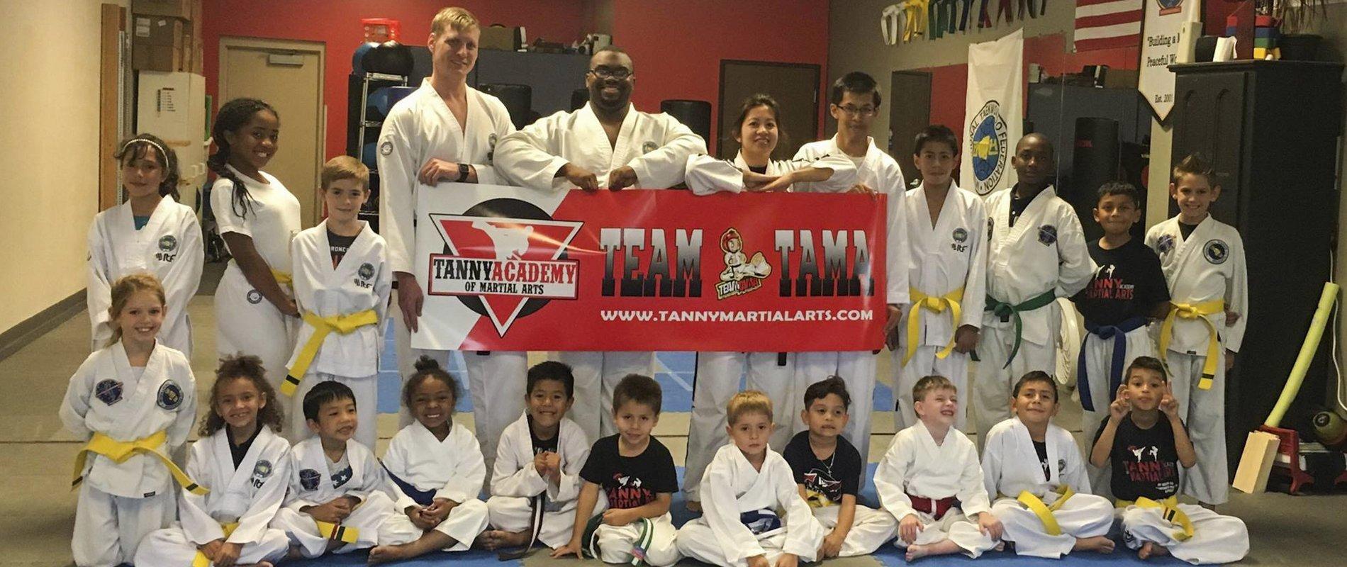 Team TAMA Group Photo