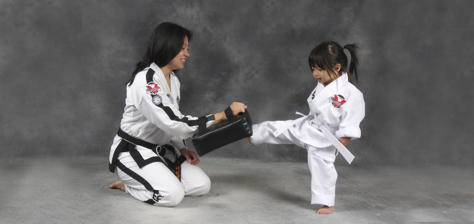 Mini Ninjas Toddler Program