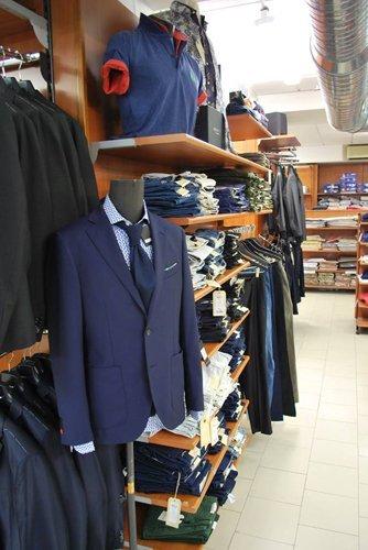 Abbigliamento da uomo a Roma