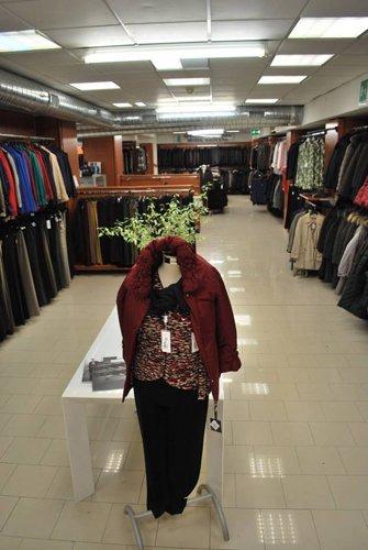 Abbigliamento per donne sull'Appia Nuova