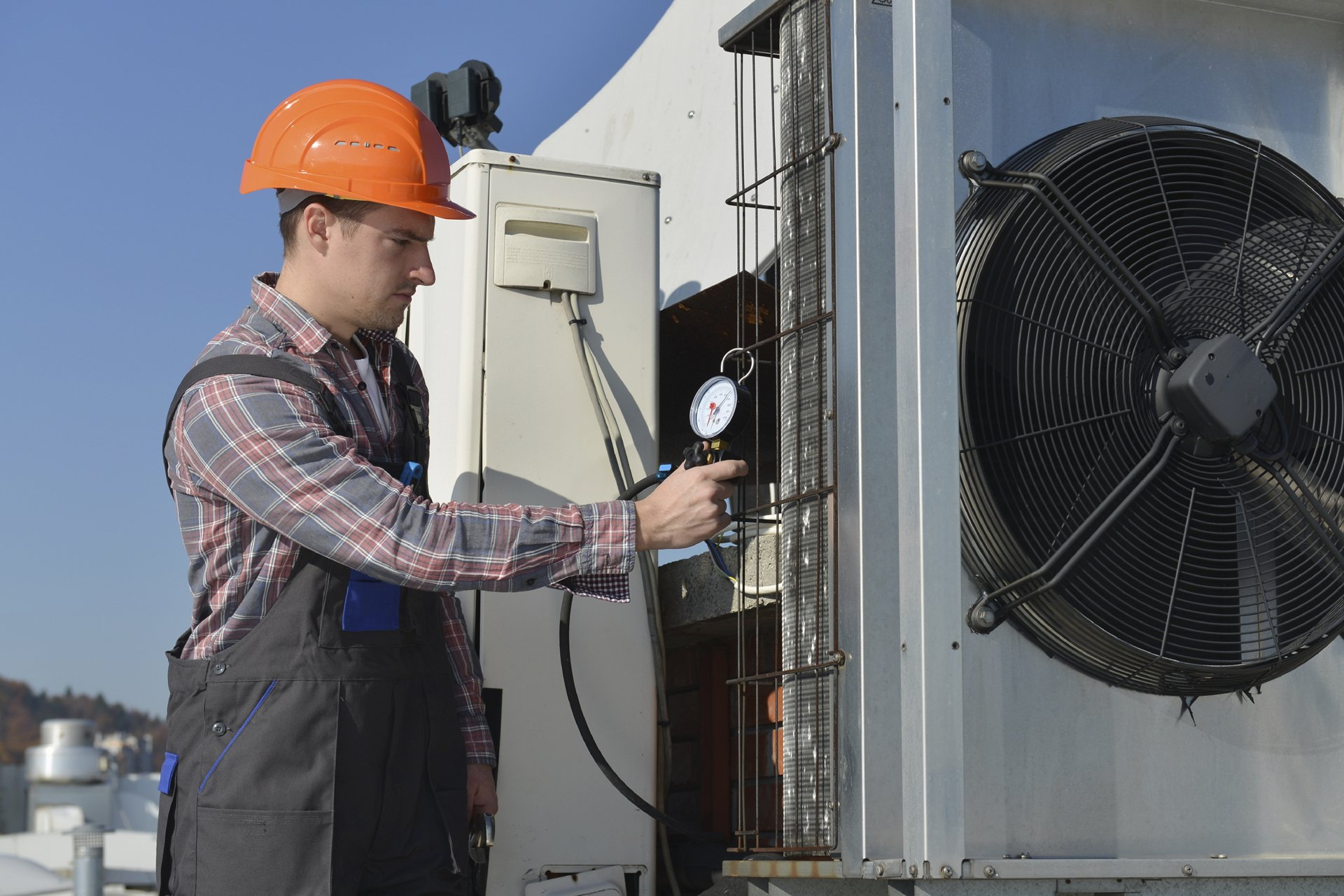 Air Conditioning Repair services by A.J. Leto & Sons