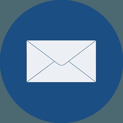 E-Mail-Symbol in Bozen