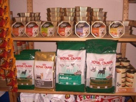 alimenti per animali