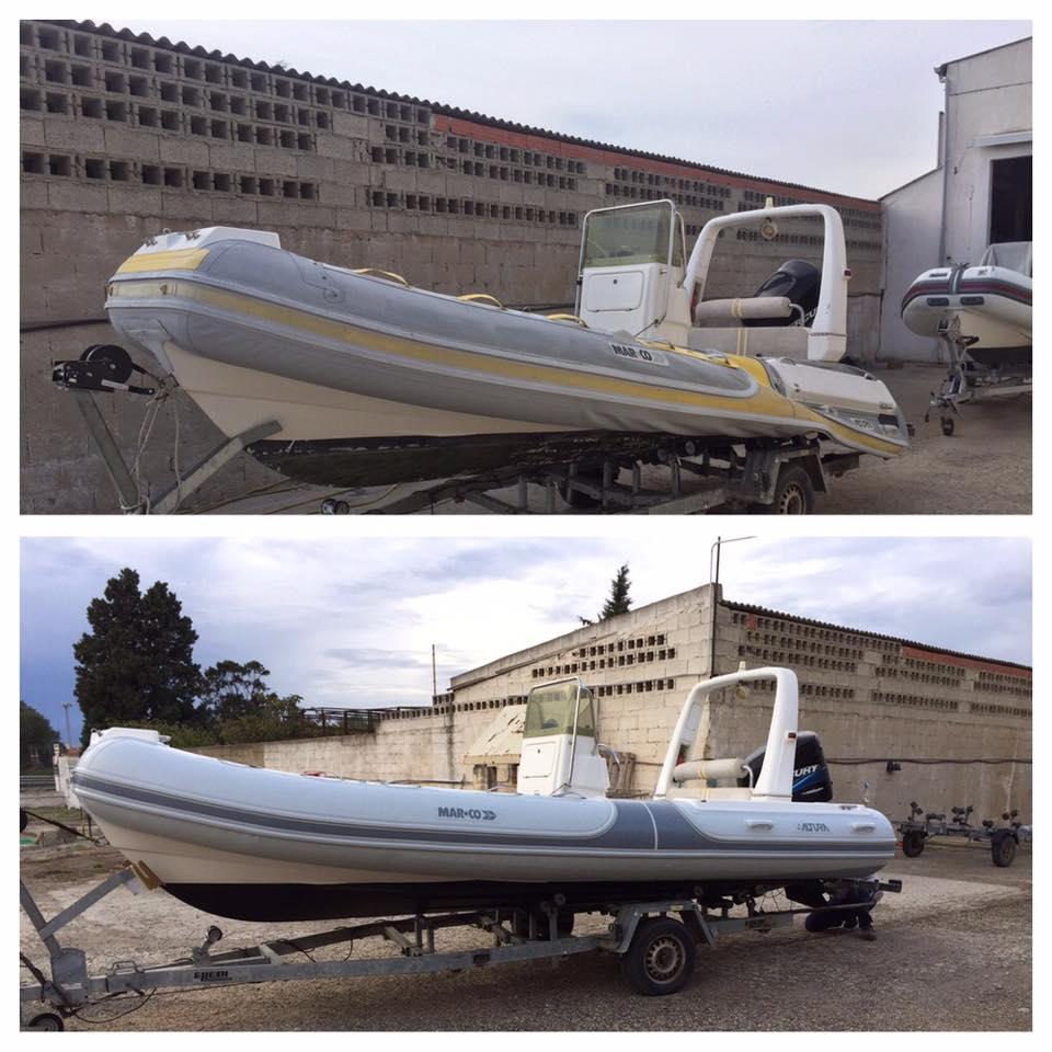 Just Boat: prima e dopo!