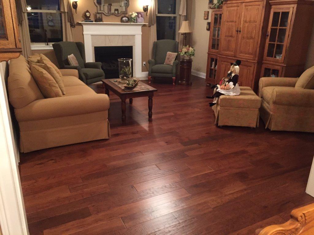 Shaw hardwood flooring family reunion shaw flooring for 100 floors floor 42