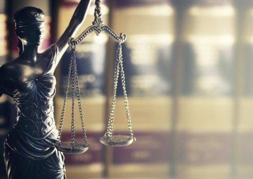 statua della giustizia