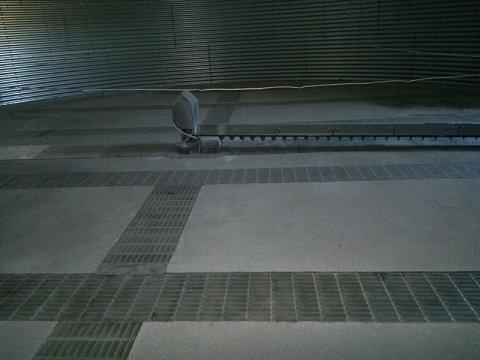Ventilazione fondo silos