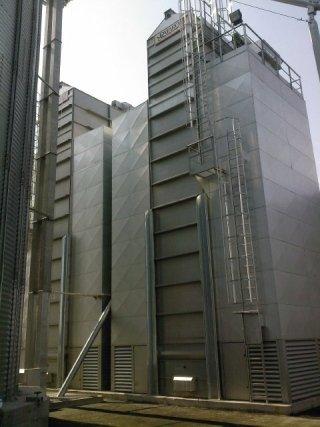 recirculating dryers