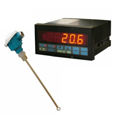 Temperature Detection and Monitoring