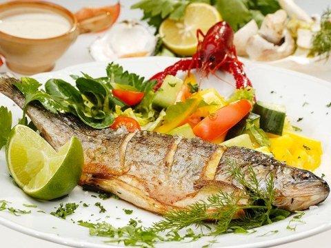 menu pesce prezzo fisso
