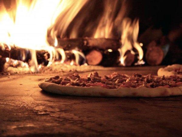 Pizza a Viareggio