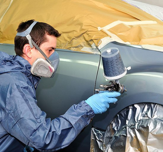 Automotive Paint Repair Buffalo, NY