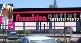 insegna outlet