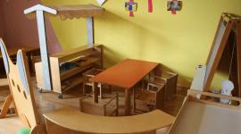 asilo con sala pranzo, integrazione bambini, educazione dei bambini
