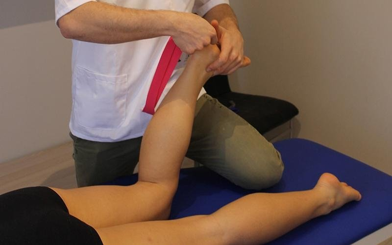 Fisioterapia e taping neuromuscolare