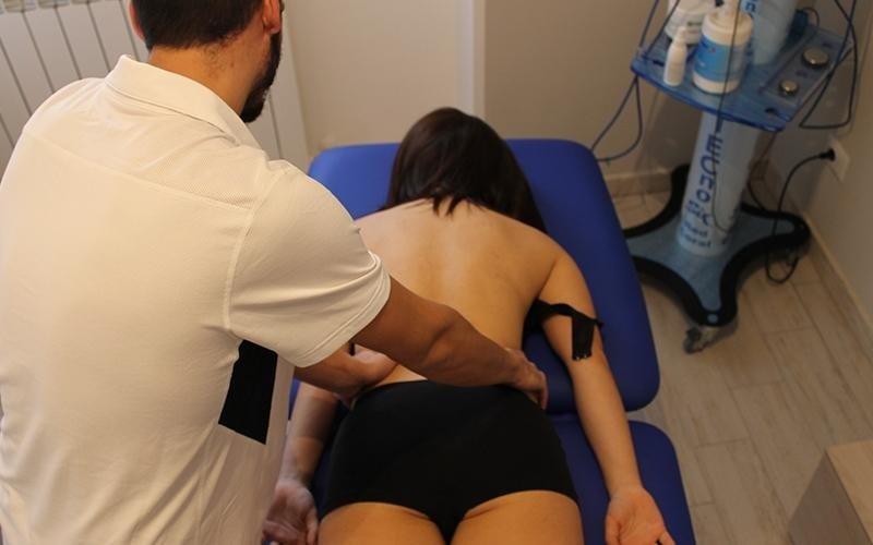 Massoterapia a Desio
