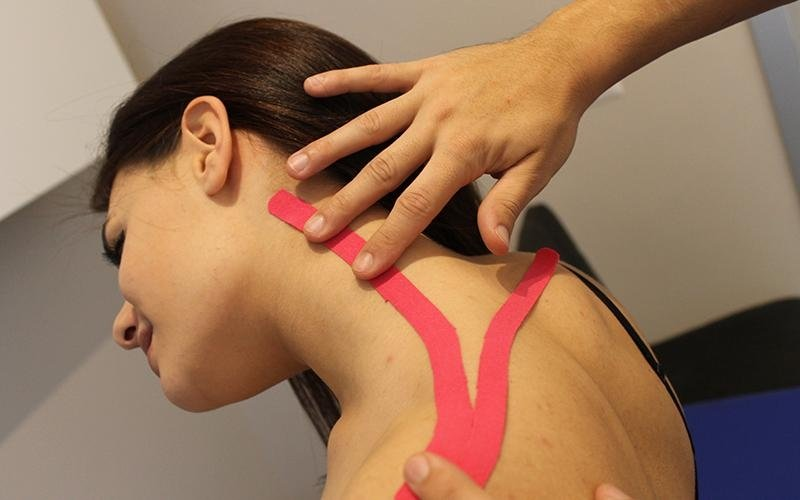 Taping Neuromuscolare a Desio