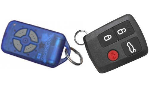 garage keys